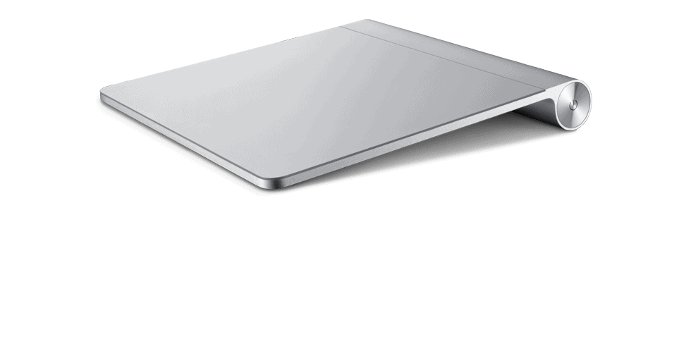 Bluetooth trackpad