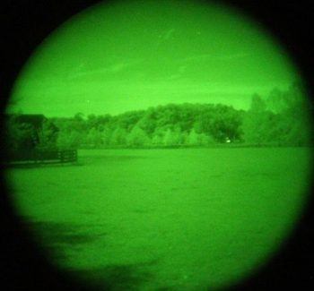 infrarood zaklamp