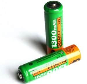 zaklamp oplaadbare batterij